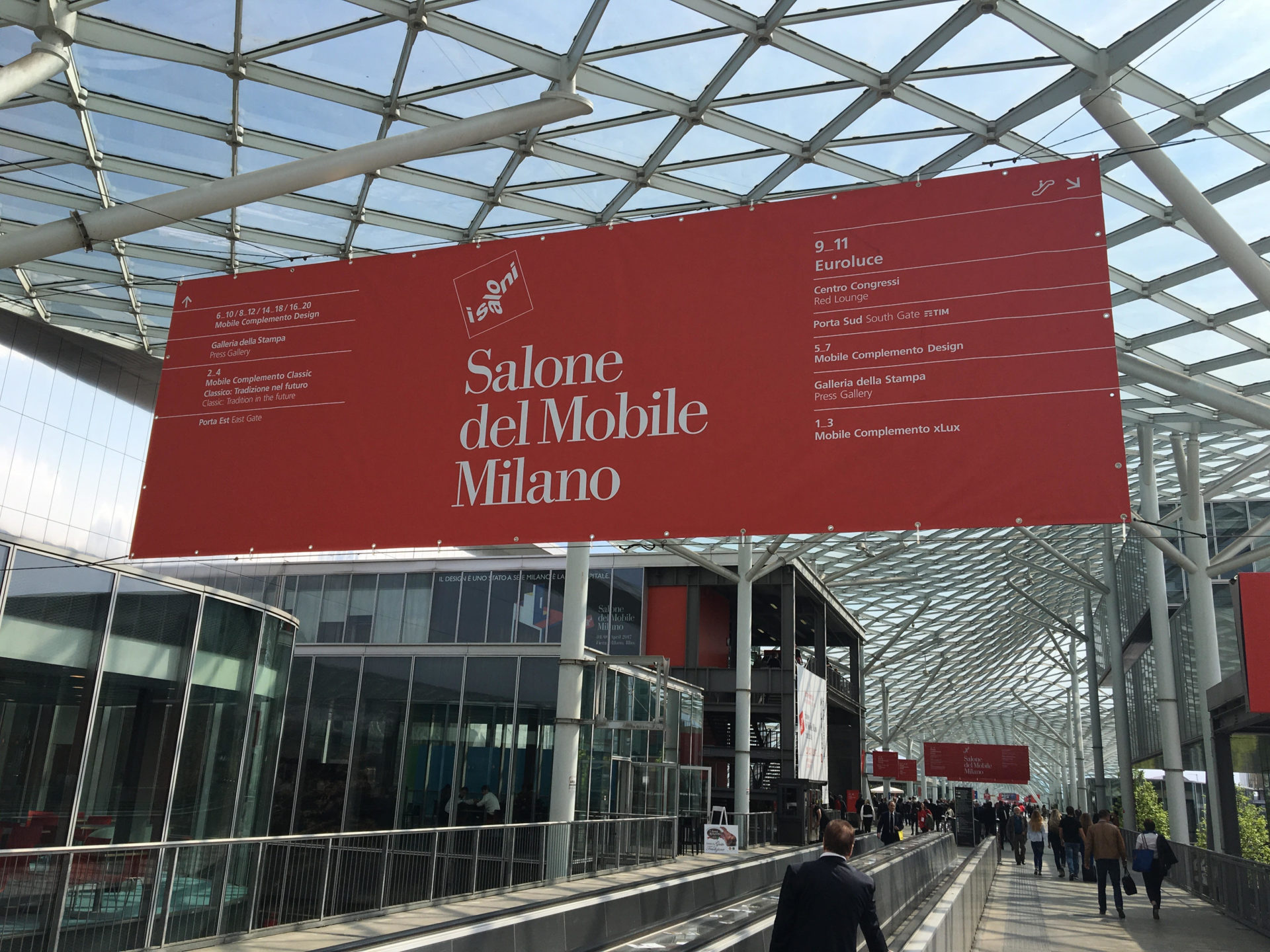 In ext salone del mobile milano euroluce 2017 for Fiera del mobile milano 2017