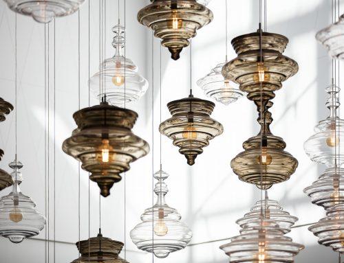 NEVERENDING GLORY Collection – знаменита колекція фабрики LASVIT