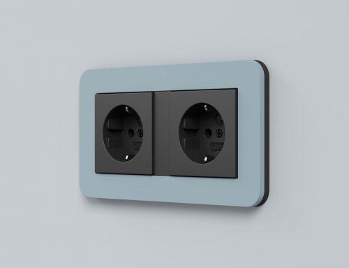 E3 — коллекция электрофурнитуры в невероятных оттенках от фабрики GIRA
