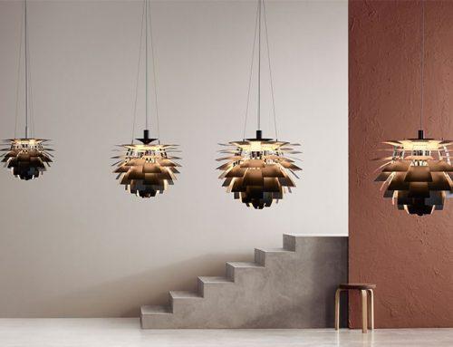Легендарна колекція підвісних світильників PH Artichoke від Louis Poulsen