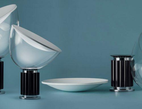 Настільна лампа TACCIA від фабрики FLOS – дизайн, що перевершив час та тенденції